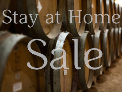 Stay Home Sale